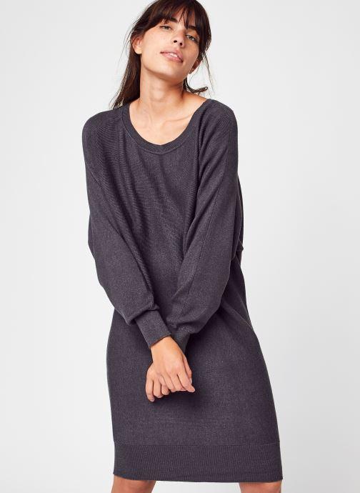 Abbigliamento Accessori Nmship L/S Boatneck Knit Dress Bg Noos