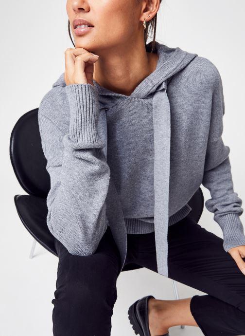 Vêtements Accessoires Nmship L/S Hoodie Knit Bg Noos