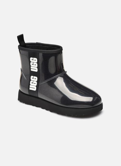 Stiefeletten & Boots UGG Classic Clear Mini schwarz detaillierte ansicht/modell
