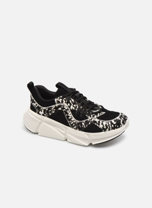 Deportivas Mujer Calle Lace Speckled