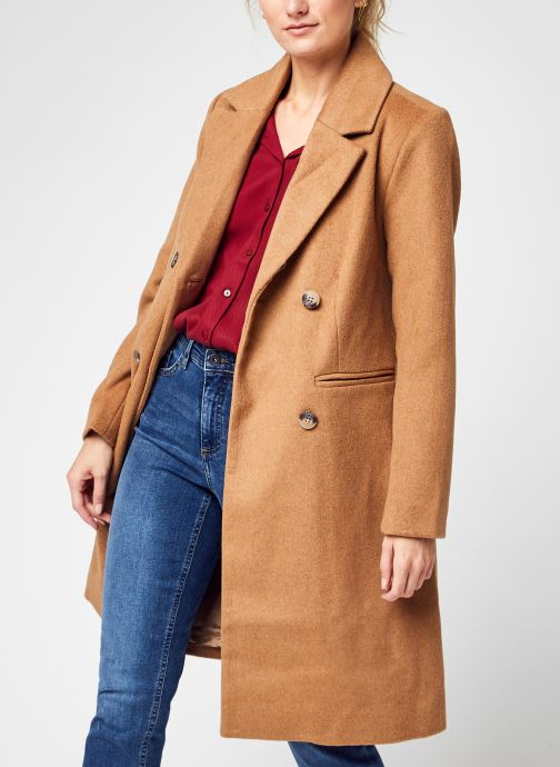 Ropa Accesorios Yasessia Ls Wool Coat S.