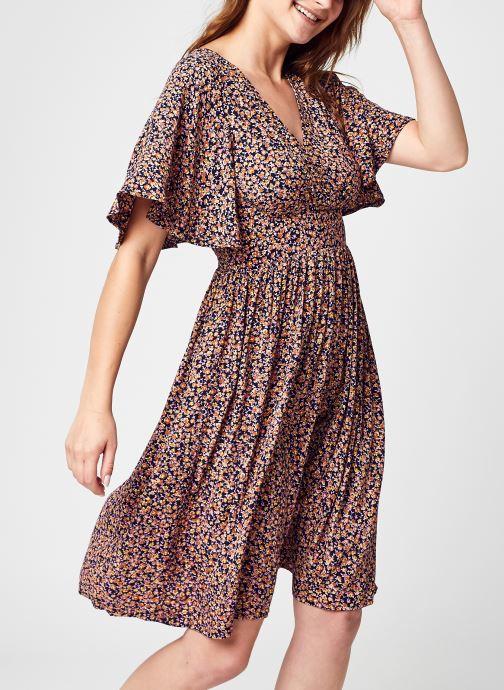 Vêtements Y.A.S Yasblima 2/4 Dress - Df S. Multicolore vue détail/paire