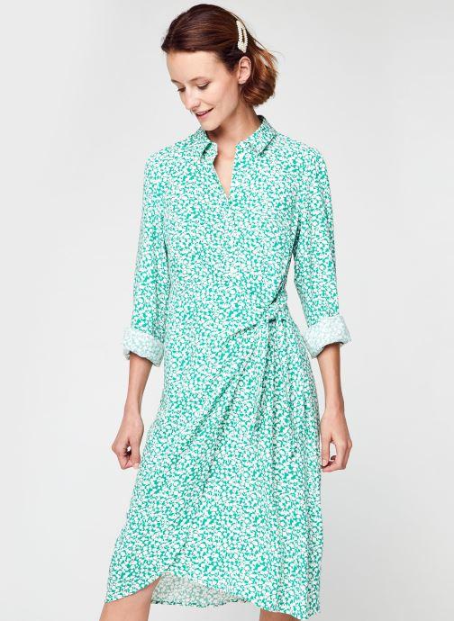 Ropa Accesorios Yasfelicity Ls Wrap Dress - Ca