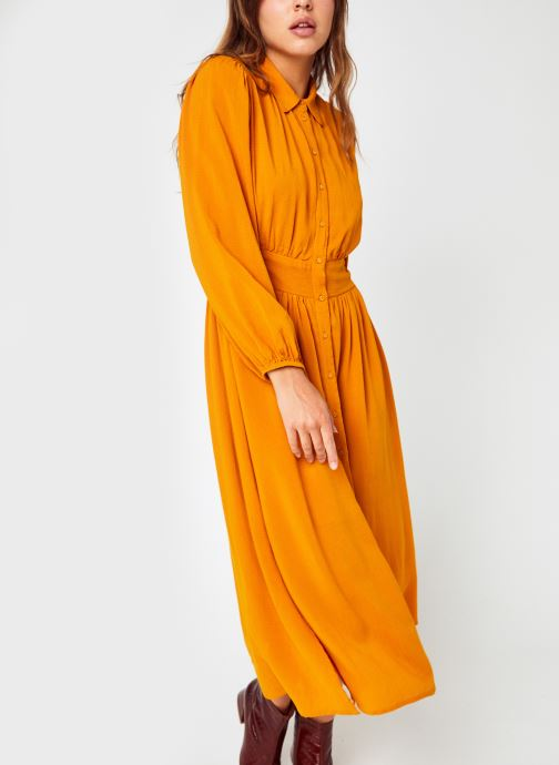 Kleding Accessoires Yasfliko 7/8 Midi Dress - Df