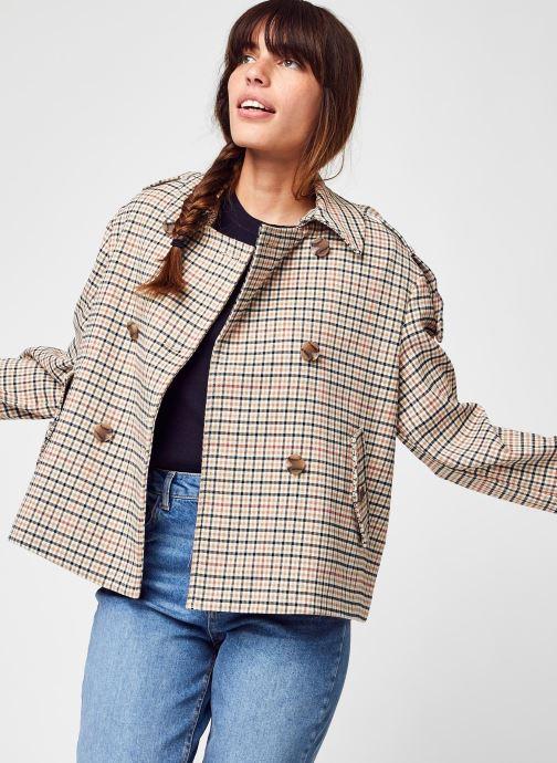Kleding Y.A.S Yassima Jacket Beige detail