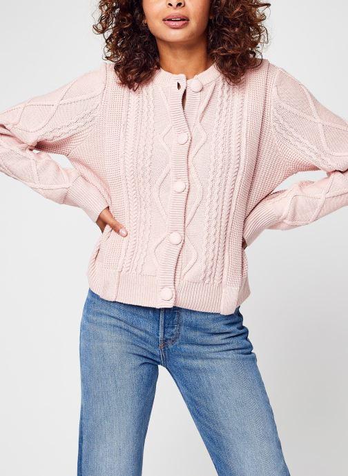 Vêtements Accessoires Yasblura Ls Knit Cardigan S.