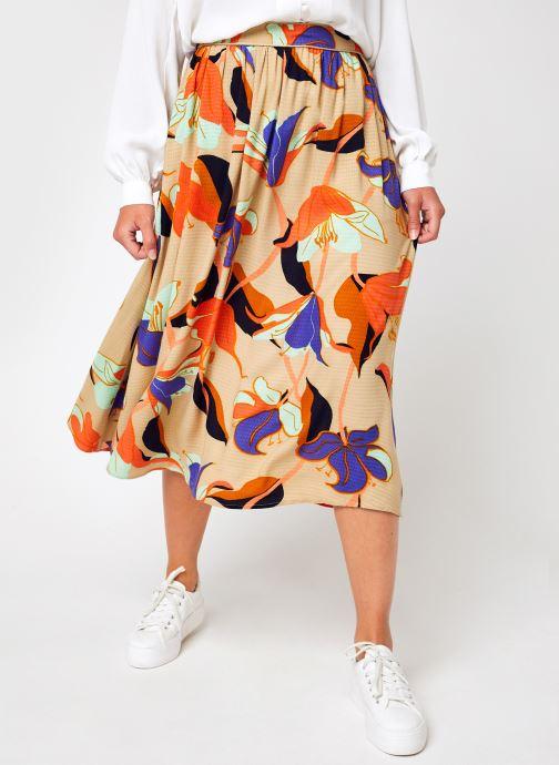 Vêtements Accessoires Yaserola Hw Midi Skirt S.