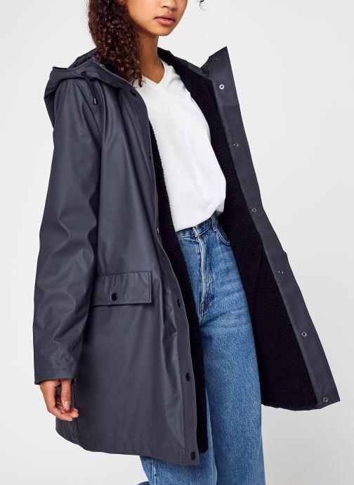 Vêtements Accessoires Vmasta 3/4 Teddy Coated Jacket Noos
