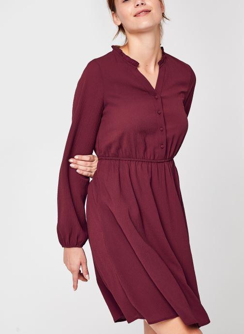 Vêtements Accessoires Vmaya V-Neck Ls Dress Ga Noos