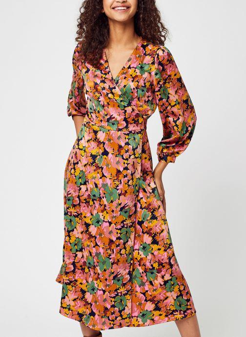 Vêtements Accessoires Vmfall 7/8 Wrap Calf Dress Wvn Ga Lcs