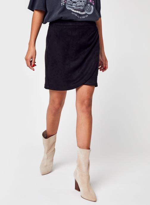 Vêtements Accessoires Vmdonnadina Drapy Hw Faux Suede Skirt