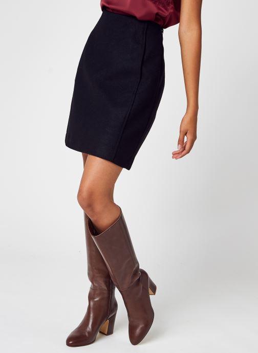 Vêtements Accessoires Vmfortunallison Hw Short Skirt Ga