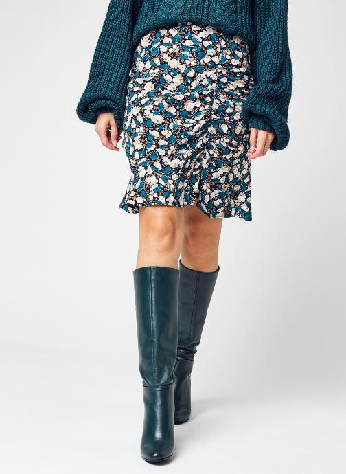 Kleding Accessoires Vmrillo Hw Short Skirt Wvn Ga