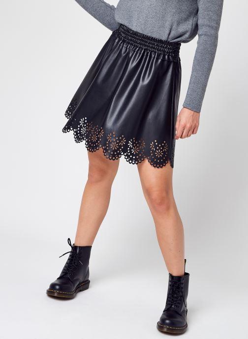 Tøj Accessories Vmsolahailey Hw Short Coated Skirt