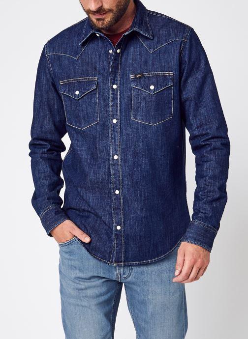 Abbigliamento Accessori Regular Western Shir Blueprint