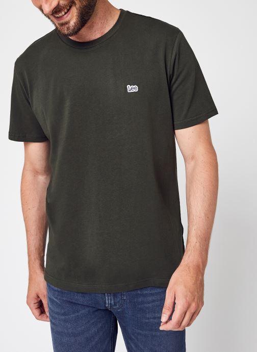 Abbigliamento Accessori Ss Patch Logo Tee Serpico Green