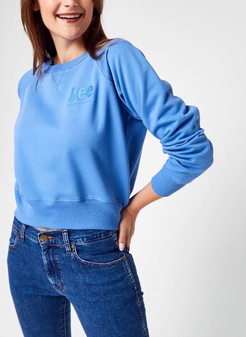 Abbigliamento Accessori Vintage Cropped Sws Blue Yonder
