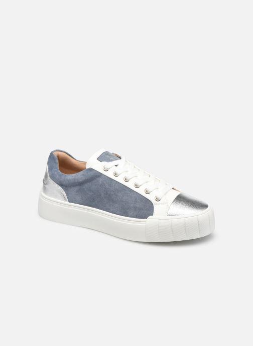 Sneakers Vanessa Wu BK2295 Azzurro vedi dettaglio/paio