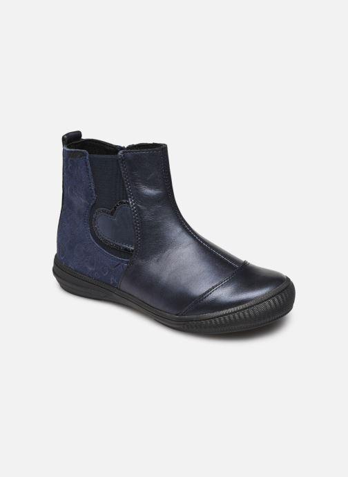 Bottines et boots Bopy Sona Bleu vue détail/paire
