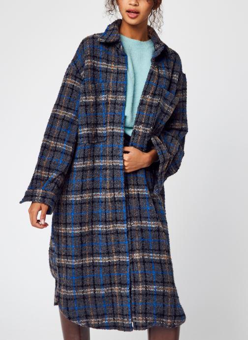 Abbigliamento OBJECT Objgunna Lola Long Shaket 117 Grigio vedi dettaglio/paio