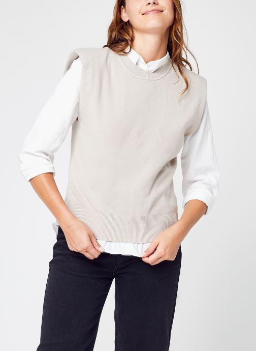 Vêtements Accessoires Objdevoe Sl Knit Top 116