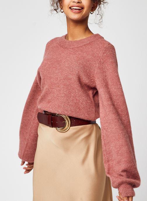 Vêtements Accessoires Objeve Nonsia L/S Knit Pullover Noos
