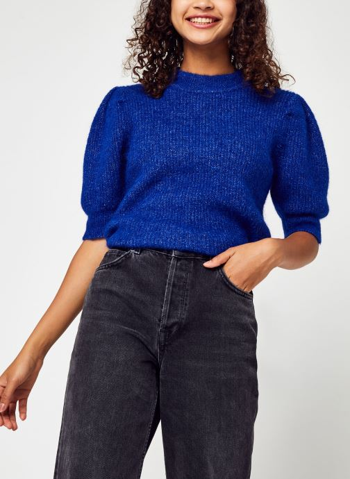 Vêtements Accessoires Objpascalia S/S Knit Pullover 116