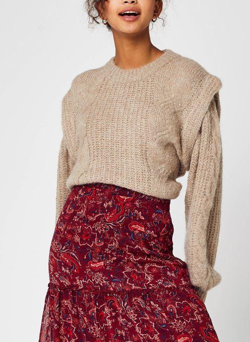 Vêtements Accessoires Objpeaches Knit Pullover 116