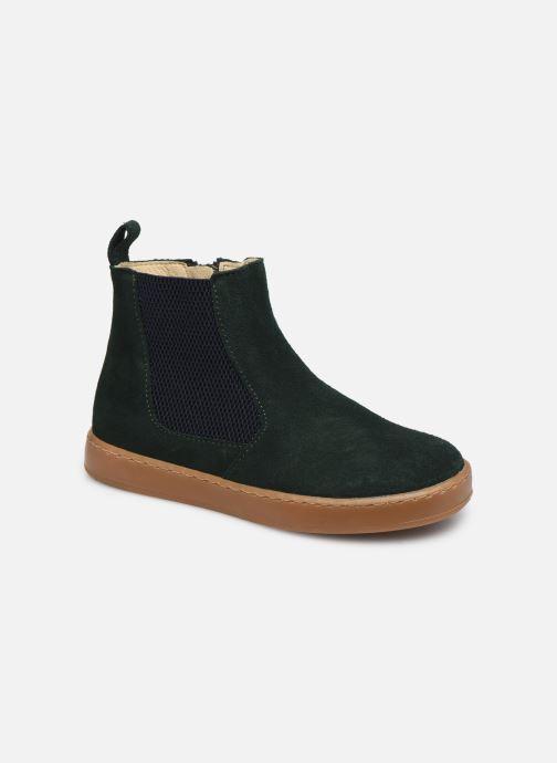 Stiefeletten & Boots Jacadi Adam Court grün detaillierte ansicht/modell