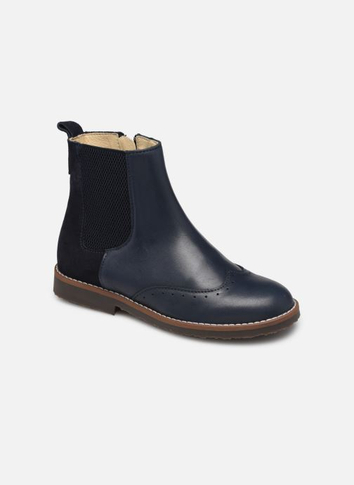 Stiefeletten & Boots Jacadi Ami blau detaillierte ansicht/modell