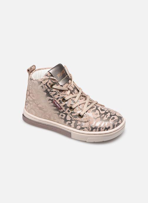 Bottines et boots Primigi PGR 84060 Rose vue détail/paire