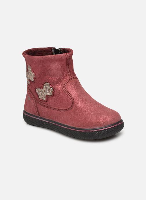 Bottines et boots Primigi PSN 83561 Bordeaux vue détail/paire