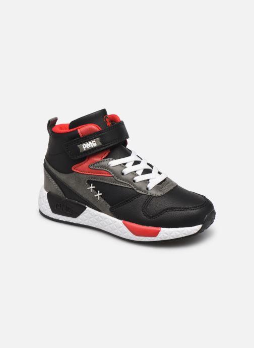 Baskets Primigi PME 84575 Noir vue détail/paire