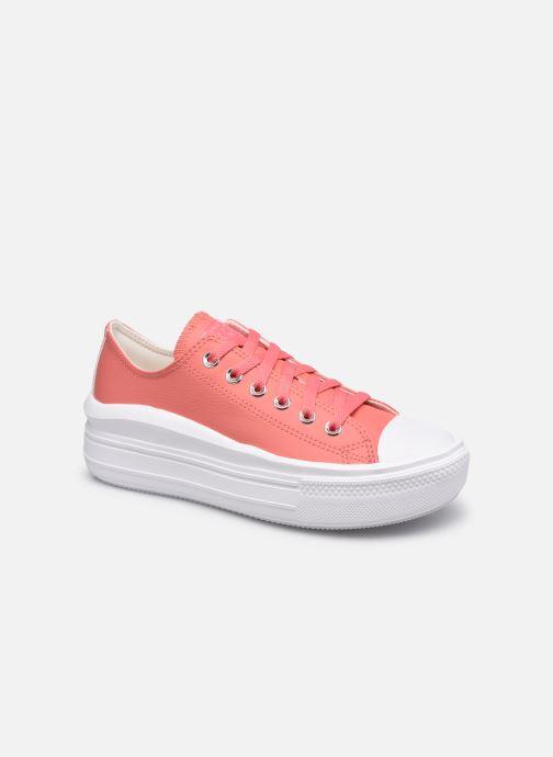 Sneaker Converse Chuck Taylor All Star Move W rosa detaillierte ansicht/modell