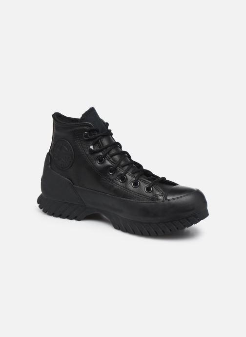 Sneaker Converse Chuck Taylor All Star Lugged Winter 2.0 W schwarz detaillierte ansicht/modell