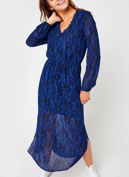 Vêtements School Rag R-Flavia Astral Bleu vue détail/paire