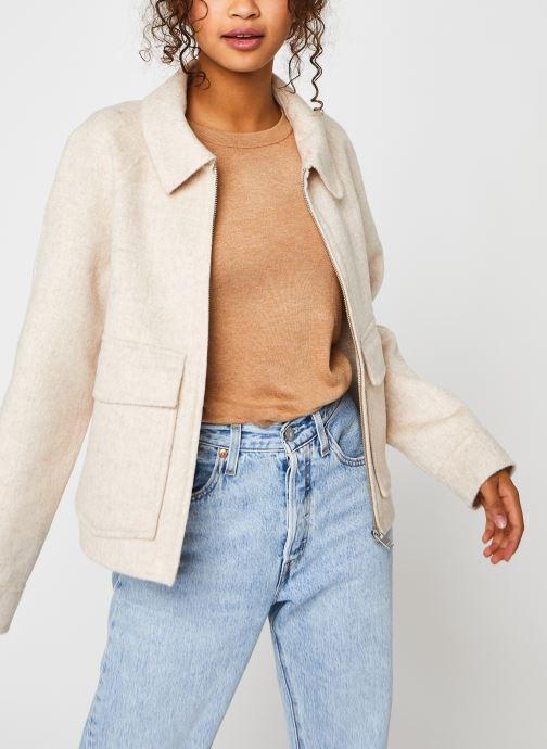 Vêtements Accessoires Slfreggy Short Handmade Jacket Solid B