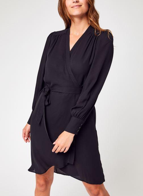 Vêtements Accessoires Slfalva Ls Wrap Dress B Noos