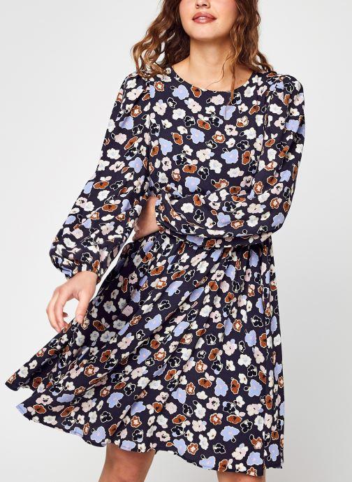 Tøj Accessories Slfheri Ls Aop Short Dress B