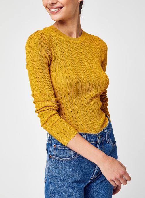 Abbigliamento Accessori Slfdonnay Ls Knit O-Neck B