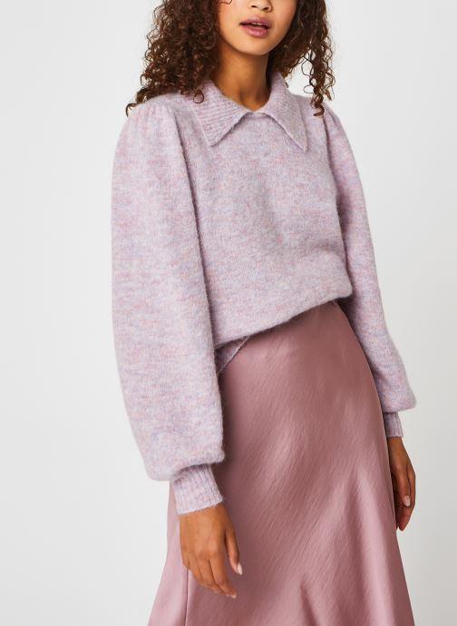 Abbigliamento Accessori Slfsia-Louisa Ls Knit Polo B