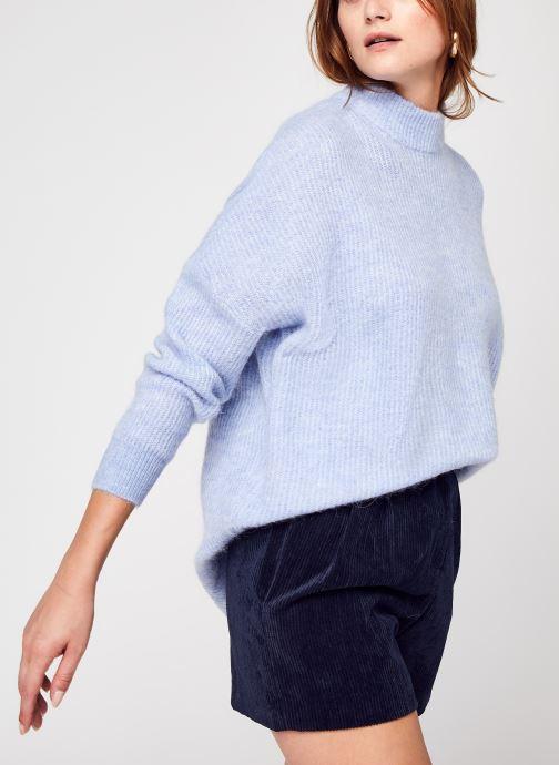 Vêtements Accessoires Slflulu Enica Ls Knit O-Neck B