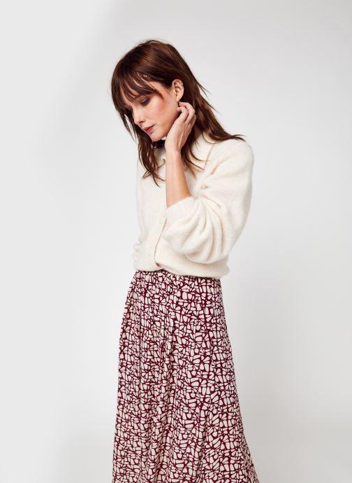 Vêtements Accessoires Slfsia-Louisa Ls Knit Polo Cardigan B