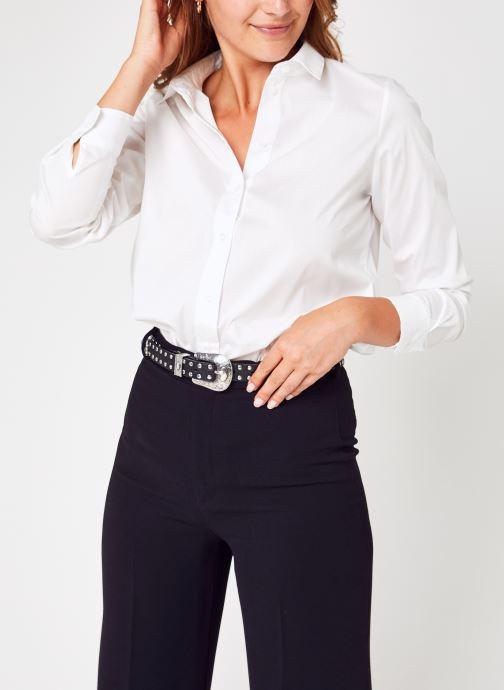 Vêtements Accessoires Slfori Ls Side Zip Shirt B  Noos