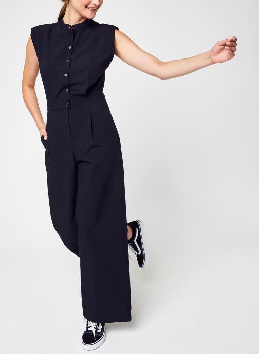 Vêtements Selected Femme Slfjilla Sl Jumpsuit B Noir vue détail/paire