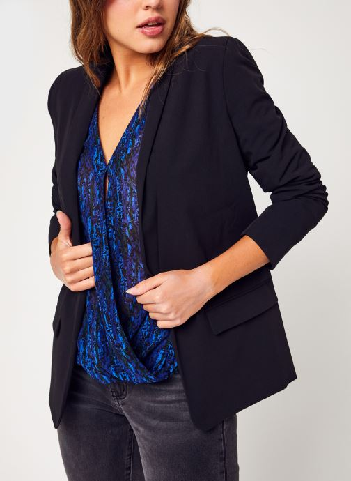 Vêtements Vila Viconnie Blazer/Su - Noos Noir vue détail/paire