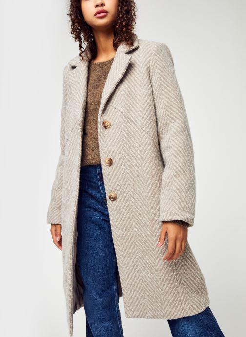 Vêtements Accessoires Vibobbie Wool Coat/Su