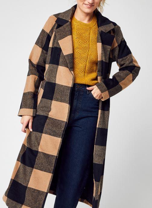 Kleding Accessoires Vishirley Wool Coat/Su