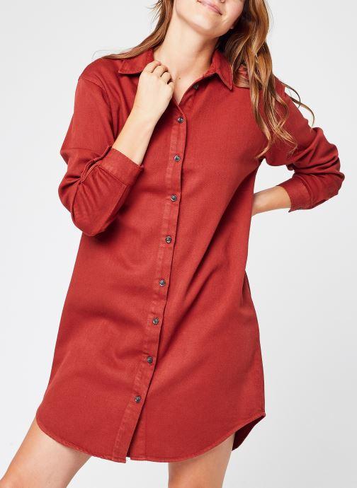 Kleding Accessoires Virooney Ofelia L/S Denim Shirt Dress