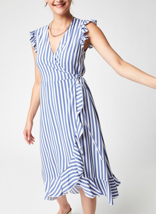 Ropa Accesorios Vimesina C/S Wrap Dress/Su